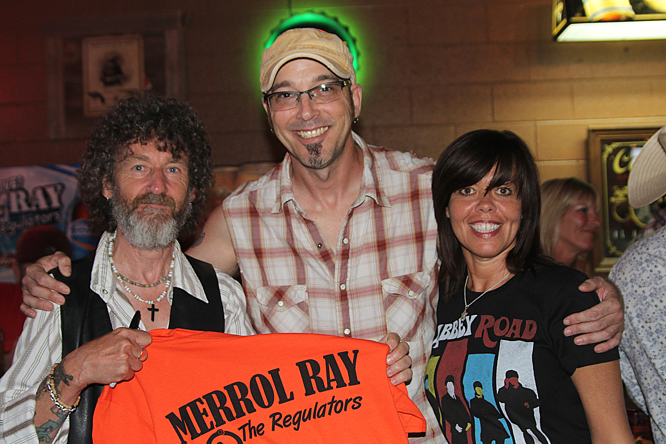 Merrol Ray & The Regulators, 9.8.12