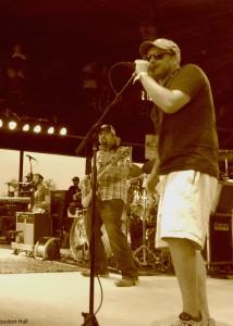 Josh Abbott Band by Houston
