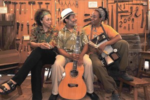 M.S.G. Blues Trio