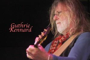 Guthrie Kennard — A Man on the Move