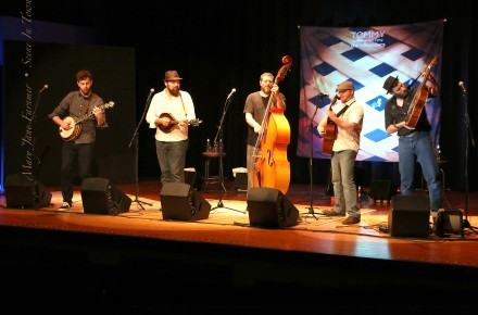 """The HillBenders present """"Tommy"""" in bluegrass"""