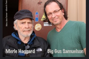 Peer reactions to Merle Haggard's career and life