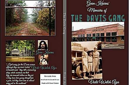 The Davis Gang — a new book set in the Bonnie & Clyde days of yore