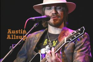 Austin Allsup at Historic/Award-Winning Texan Theater