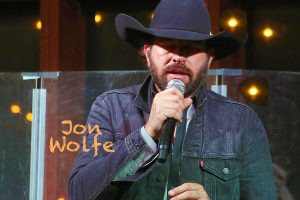Jon Wolfe plays Heritage Hall