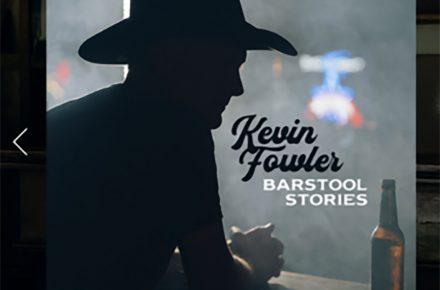"CD Review: Kevin Fowler-""Barstool Stories"""